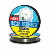 Леска BALSAX ''Ice King'' 30м 0,12 (1,85кг)